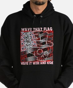 Wave that Flag Hoodie