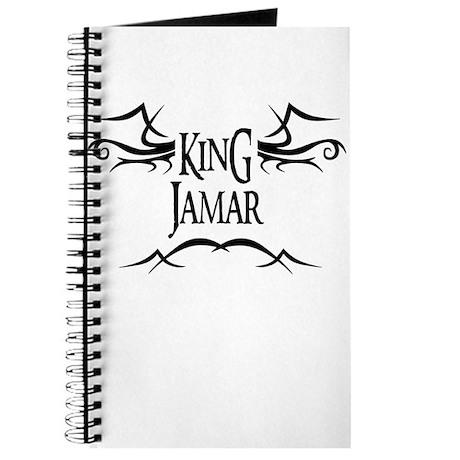 King Jamar Journal