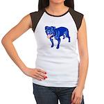 Tenacious Toys Women's Cap Sleeve T-Shirt