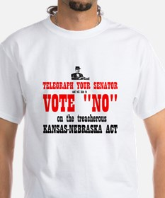 Kansas-Nebraska Act Shirt