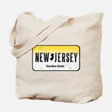 New Jersey Tote Bag