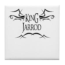 King Jarrod Tile Coaster