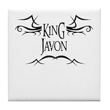 King Javon Tile Coaster