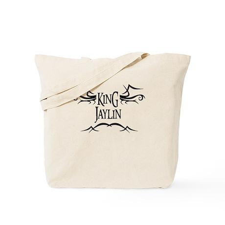 King Jaylin Tote Bag