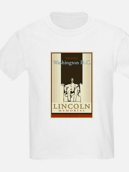 Travel Washington DC T-Shirt