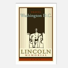 Travel Washington DC Postcards (Package of 8)