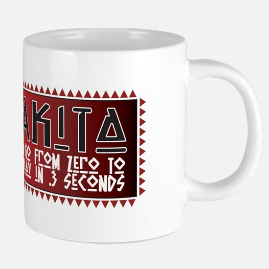 akitaplaybs.jpg 20 oz Ceramic Mega Mug
