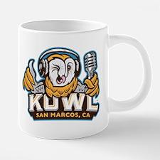 Wesley owl 20 oz Ceramic Mega Mug