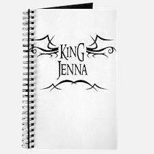King Jenna Journal