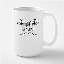 King Jeramiah Mug