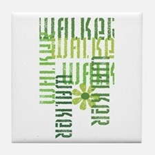 Green Walker Tile Coaster