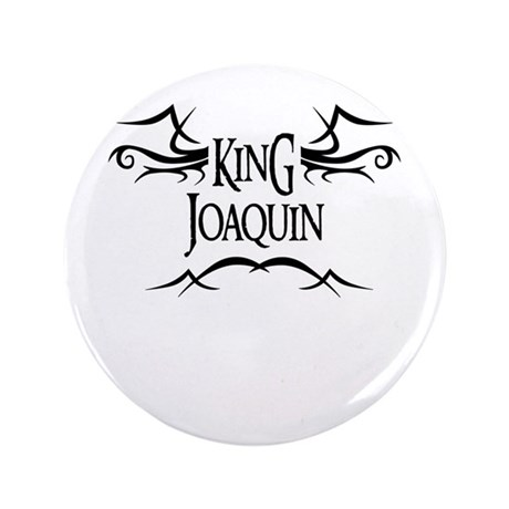 King Joaquin 3.5 Button