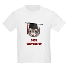 Ferret Graduation Dook Univer T-Shirt