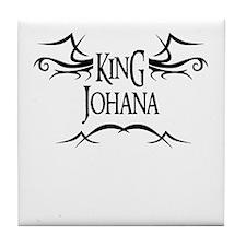 King Johana Tile Coaster