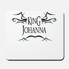 King Johanna Mousepad