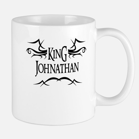 King Johnathan Mug