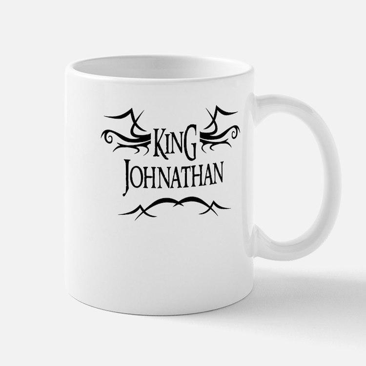 King Johnathan Small Small Mug