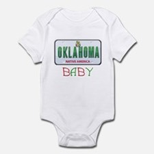 Oklahoma Baby Infant Bodysuit