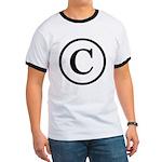 Copyright Symbol Ringer T