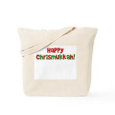 Cute Chrismukkah Tote Bag