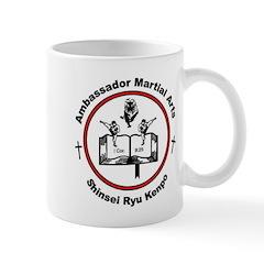 Ambassador Martial Arts Mug