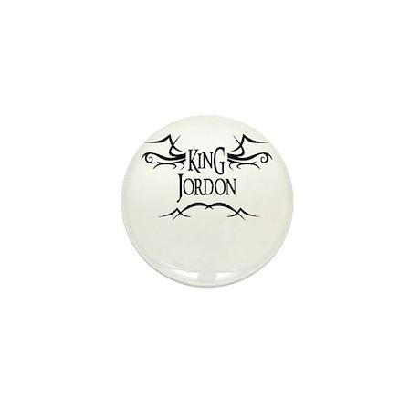 King Jordon Mini Button (10 pack)