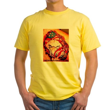 Raging Eagle Yellow T-Shirt