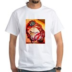 Raging Eagle White T-Shirt