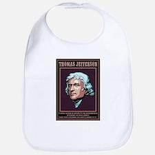 Jefferson -Liberty Bib