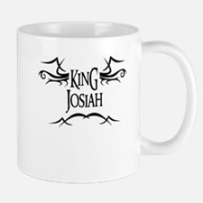 King Josiah Mug