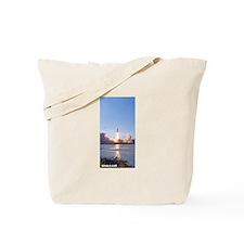 Astronaut Cartoon Tote Bag