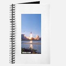 Astronaut Cartoon Journal