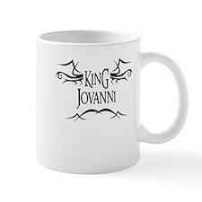 King Jovanni Mug