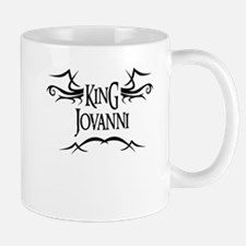 King Jovanni Mug