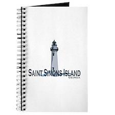 St. Simons Island GA Journal