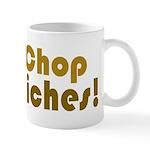 Pork Chop Sandwiches! Mug