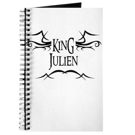 King Julien Journal