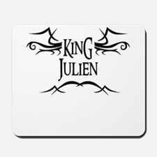 King Julien Mousepad