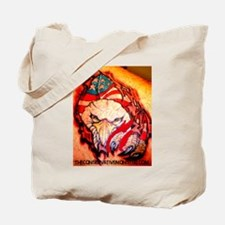 Raging Eagle Tote Bag