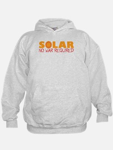 Solar Energy No War Hoodie