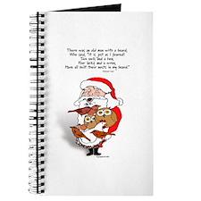 Santa Clause Journal