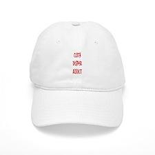 Cloth Diaper Addict Baseball Cap