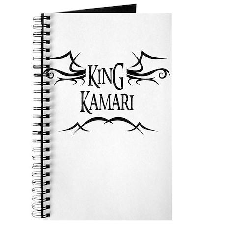 King Kamari Journal