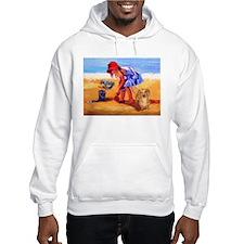On The Beach Hoodie
