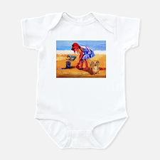 On The Beach Infant Bodysuit