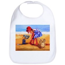 On The Beach Bib