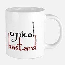 cynical.bastard.mug.png 20 oz Ceramic Mega Mug