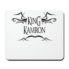 King Kamron Mousepad