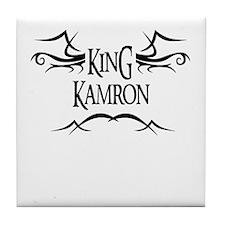 King Kamron Tile Coaster