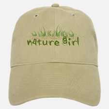 Nature Girl Baseball Baseball Cap